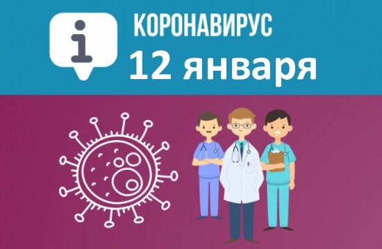 Оперативная сводка по коронавирусу в Севастополе на 12 января