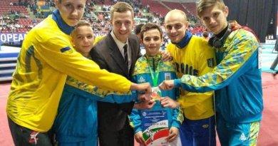 українські каратисти