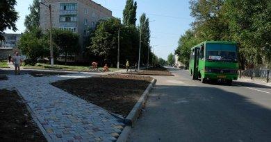 Покров_капітальний ремонт дороги