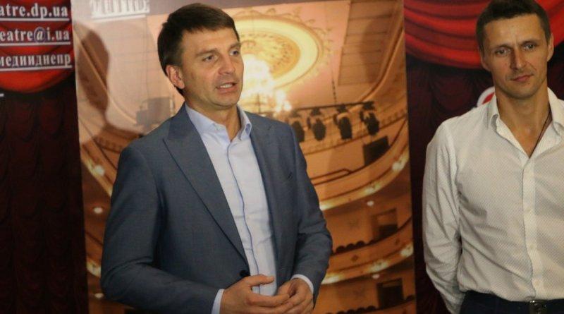 Гліб Пригунов_Феєрії Дніпра