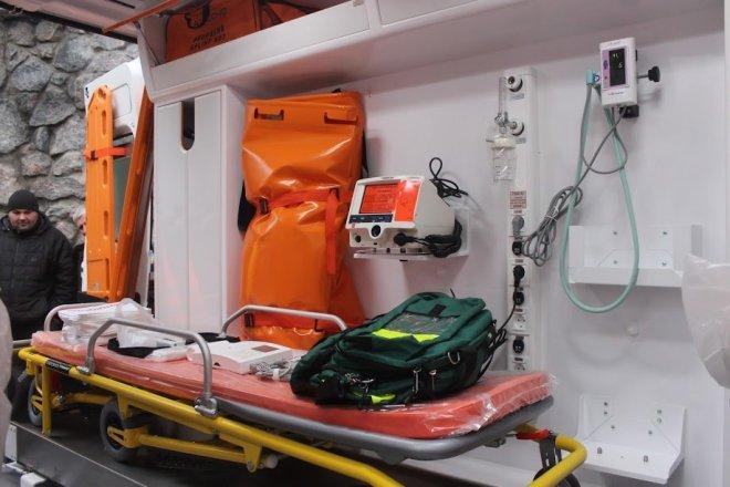 машини швидкої допомоги