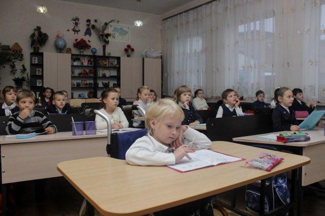 особлива першокласниця_Петриківка