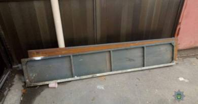 розкрадання ліфтів