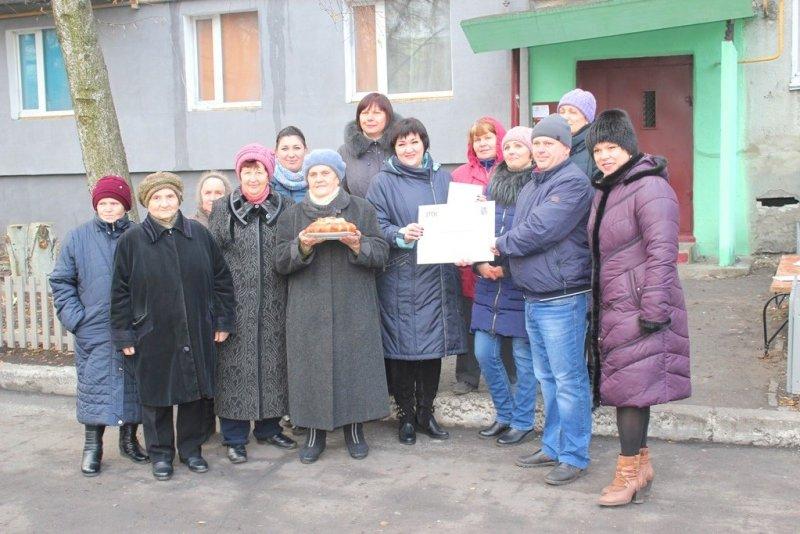 Активисты ОСМД и организаторы конкурса