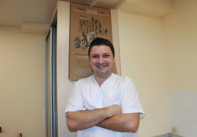 Артем Похил з Дніпра подарував гарну посмішку тисячам захисникам України