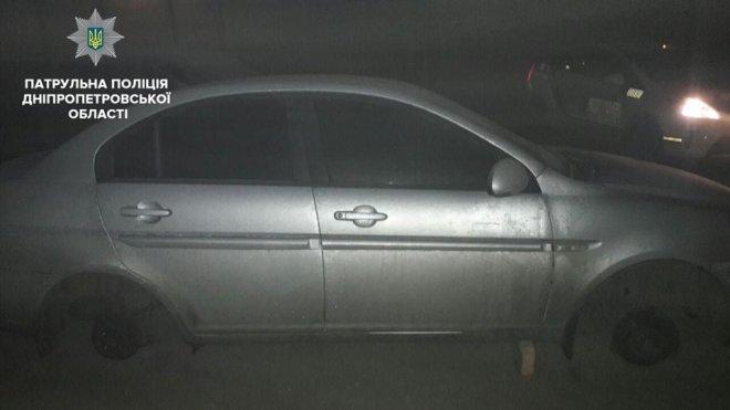 автомобіль без колес