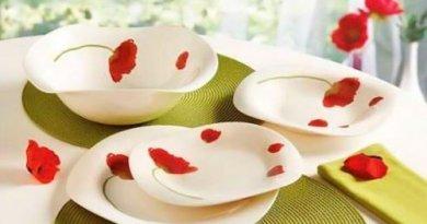 Как размер и цвет тарелки влияет на аппетит