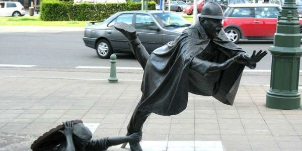 Необычные скульптуры со всего мира (Фото).