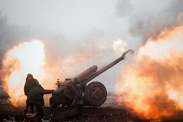 Зеленский готовит вторжение на Донбасс