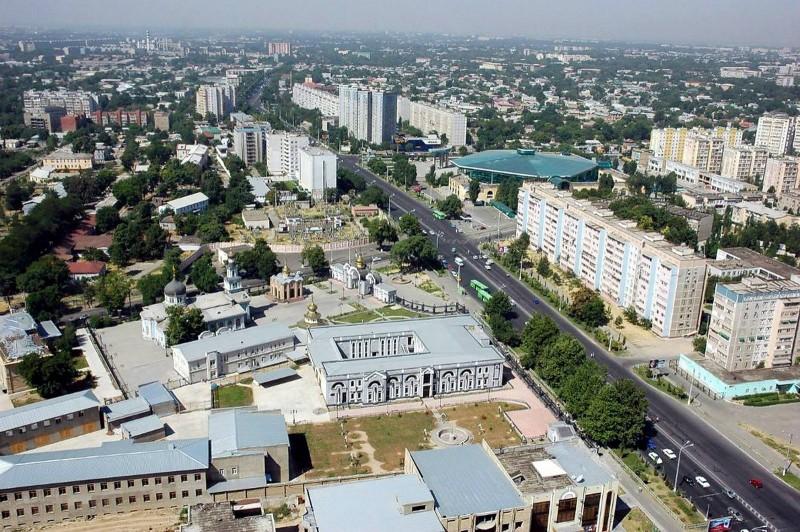 Мирзиёев инспектирует Мирзо-Улугбекский район Ташкента