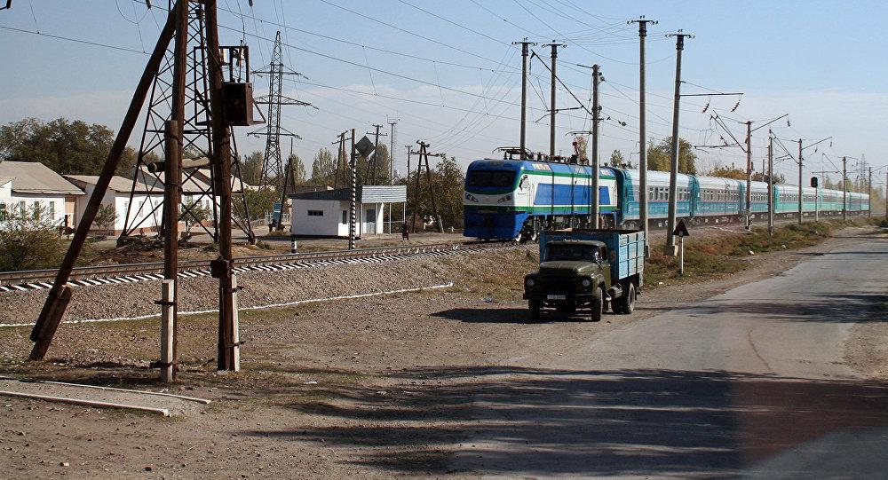 Сдана новая ж/д линия Бухара-Мискен