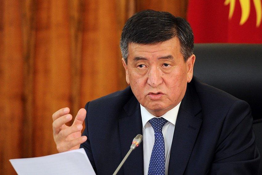 Киргизский президент рассказал о преимуществах ЕАЭС