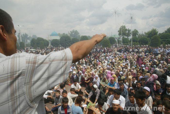 Нужен ли Узбекистану Мухаммад Салих