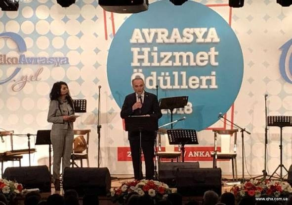 Мирзиеев стал первым лауреатом премии «За заслуги перед Евразией»