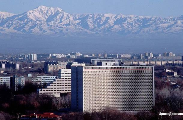 Заместитель мэра обвинил СССР в недовольстве жителей Ташкента