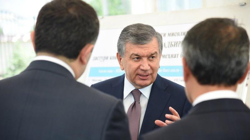 Мирзиеев: к прежней коррупции возврата нет