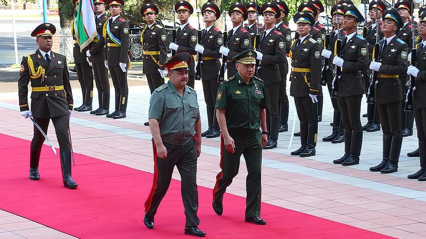 Узбекистанопять «сватают»в ОДКБ