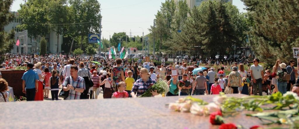 Ташкентские власти не возражают против «Бессмертного полка»