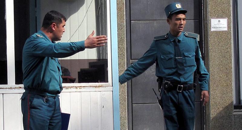 По МВД Узбекистана прокатилась «чистка»