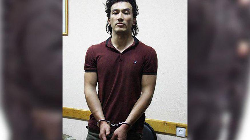 В Ташкенте задержали бандита с мачете