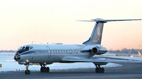 В Киргизии остался один советский самолет - борт № 1