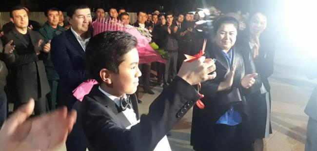 12-летний гроссмейстер получил 3-комнатную квартиру от президента