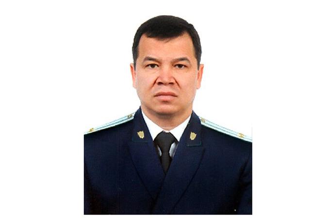Прокурор Ташобласти уволился по собственному желанию