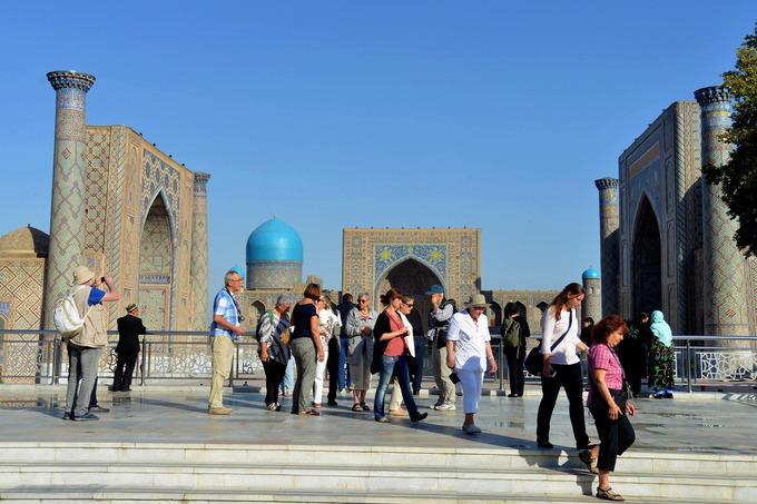 Узбекский туризм остался без председателя