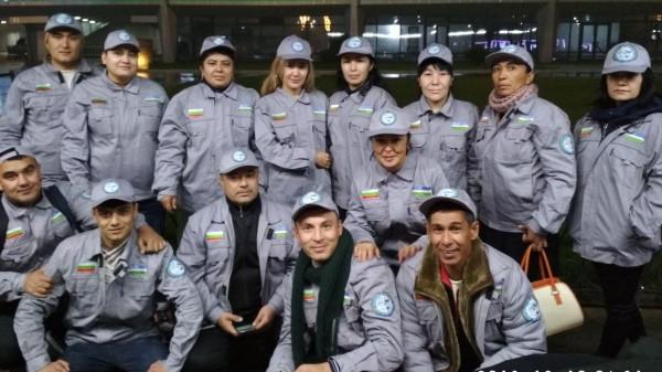 Узбекские трудовые мигранты добрались до Болгарии