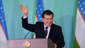 Президент Узбекистана признан зарубежным деятелем года в Турции