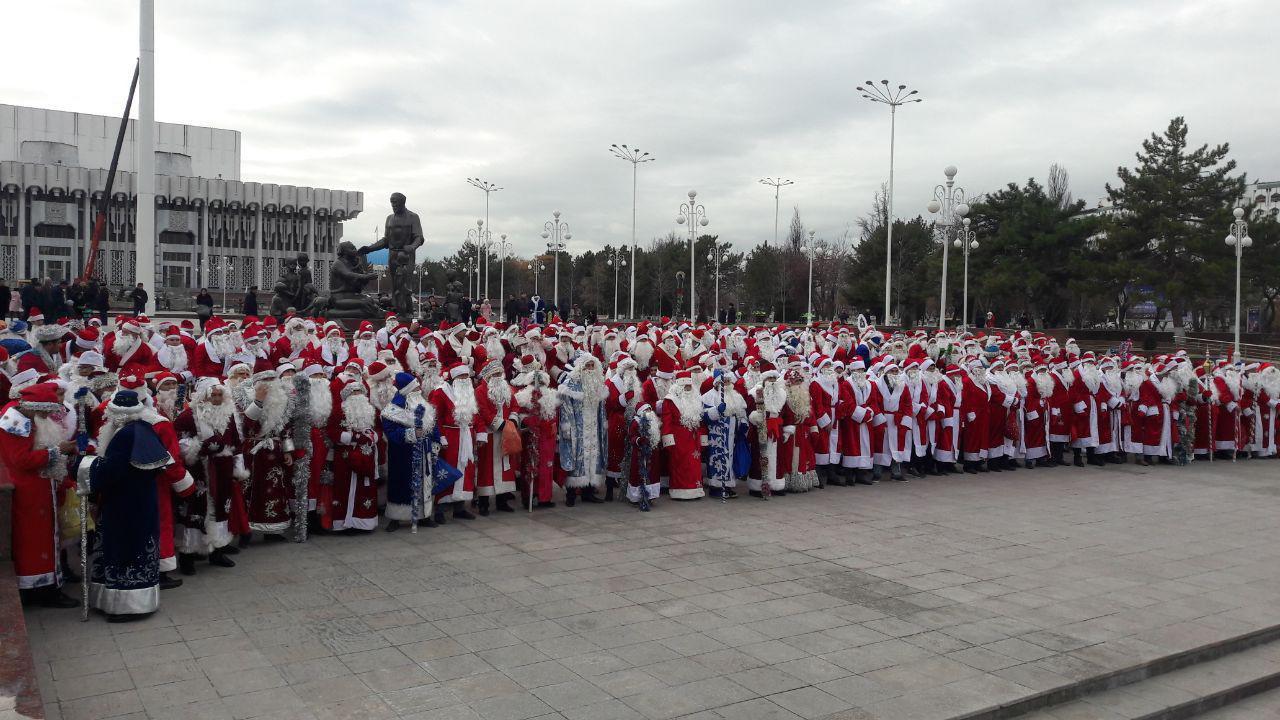 Армия Кор-Бобо захватила Ташкент