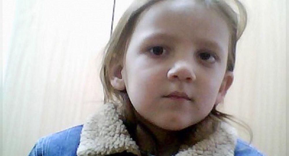 Ищут родителей 4-летней Лиды Исаевой