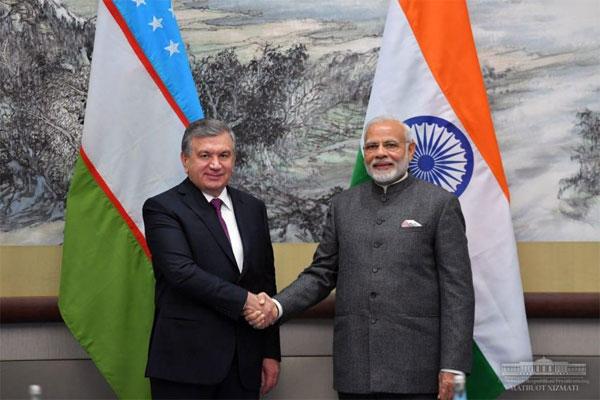Президент посетит Индию