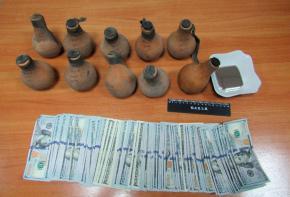 В Бектимире пресекли продажу 15 кило ртути
