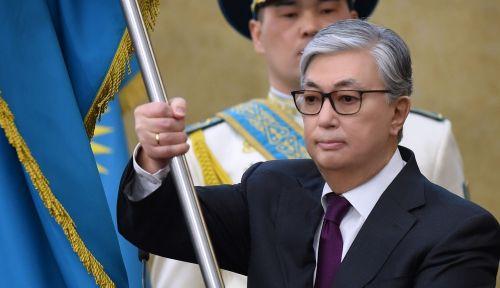 Казахский президент развелся с русской женой