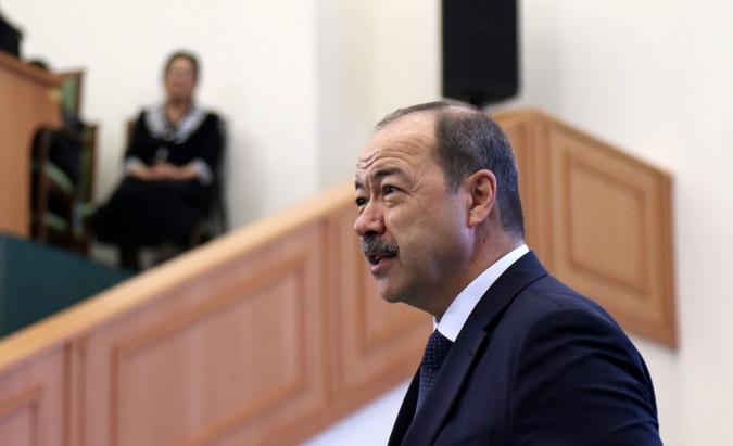 Премьер Абдулла Арипов разгромил ташкентский хокимият
