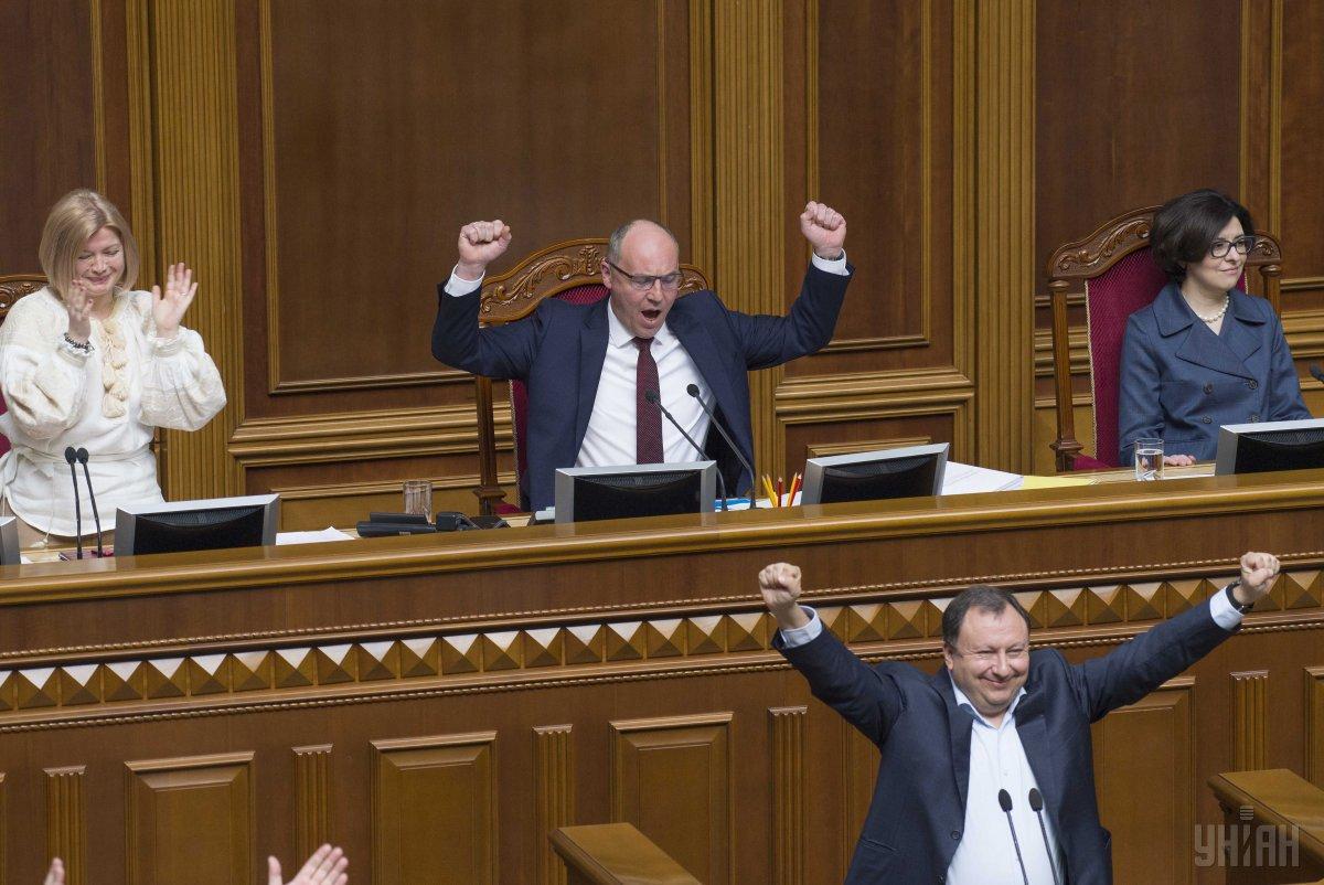 На Украине с радостью запретили русский язык