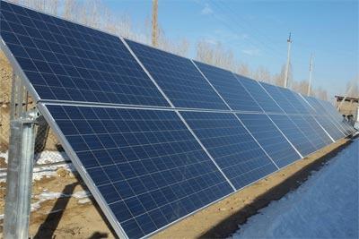 В Узбекистане построят 25 солнечных электростанций