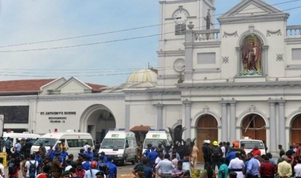 Президент соболезнует Шри-Ланки из-за взрывов в церквях
