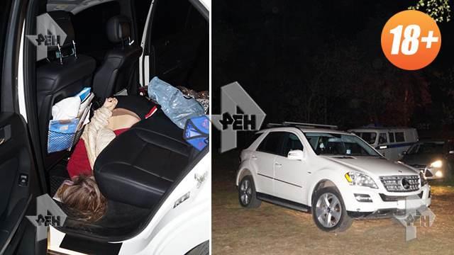 Всплыли снимки с места убийства любовницы крупного чиновника