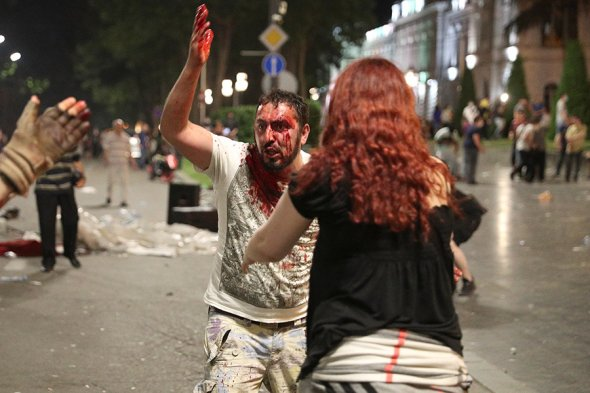 Грузины больше не «братский народ»