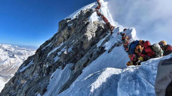 Спасатели нашли тела семерых пропавших альпинистов