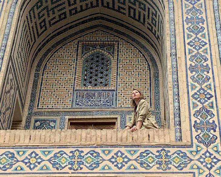 Зачем Собчак на самом деле приезжала в Узбекистан
