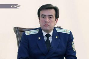 Ташкент лишился прокурора