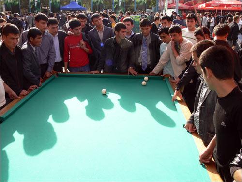 В Узбекистане возродили Федерацию бильярдного спорта