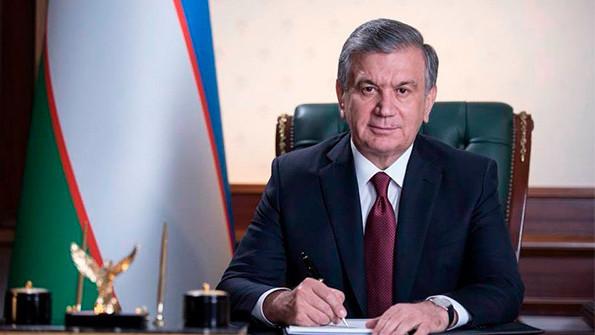 Президенту Шавкату Мирзиёеву - 62 года