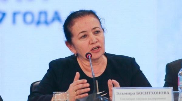 Глава Комитета женщин Эльмира Баситханова ополчилась на рыночных торговок