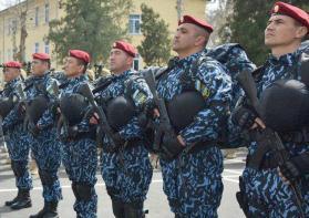 Национальным гвардейцам расширили полномочия