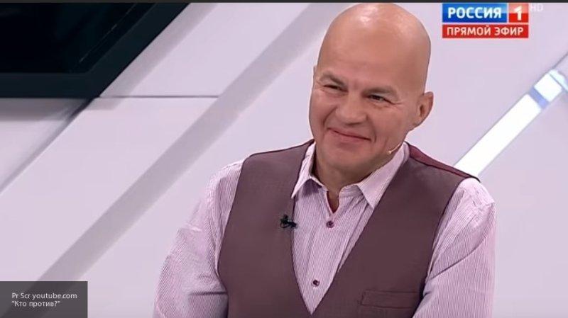 Украинец Ковтун посрамил всех российских политологов
