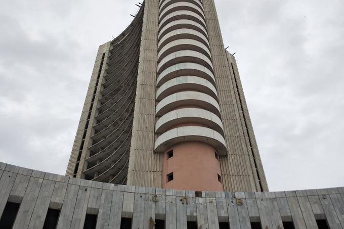 В Ташкенте продают советский отель «Москва»